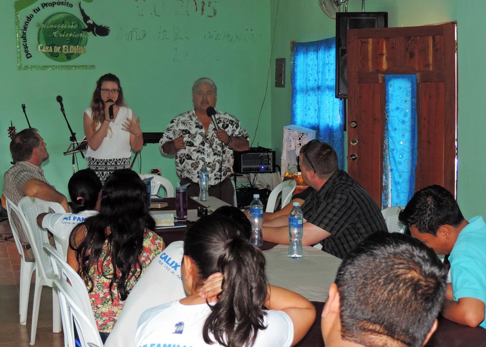 Casa De Elohim Teaching Seminar