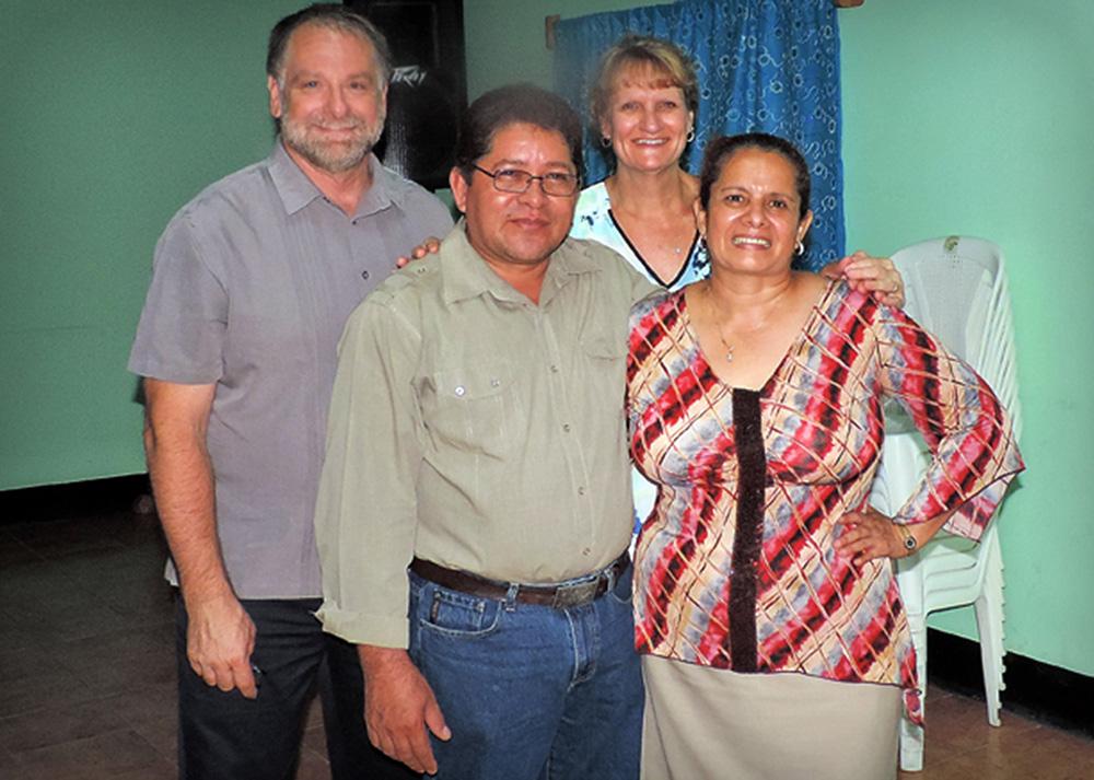 Pastor Marcos from Casa De Elohim